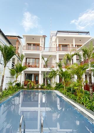 Lanube homestay phú quốc with poolLanube homestay Phu Quoc проживание в семье с бассейном